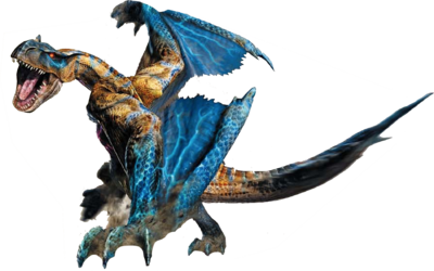 Mhxx for Piscine wyvern